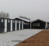 Gebouwenmarkt.nl bouwt kinderdagverblijf om tot clubgebouw voor voetbalclub UNO
