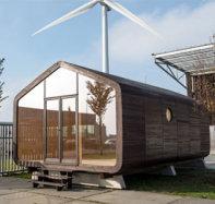 Wikkelhuis – innovatieve ruimte voor wonen en werken